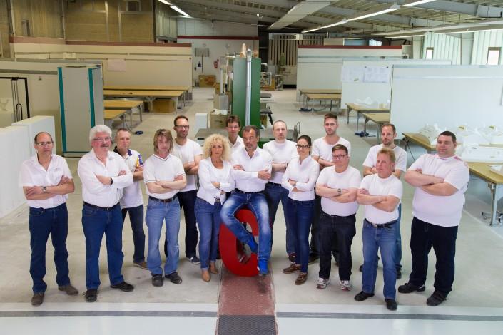 Kunststoffverarbeitung Schneppenheim GmbH, Team