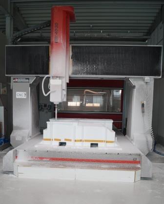 CNC Fräsmaschine KV Schneppenheim GmbH