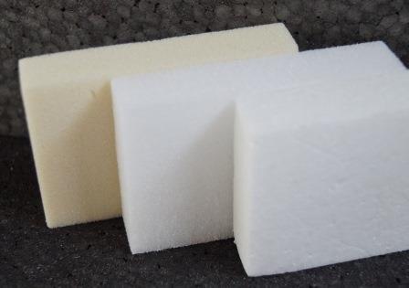Materialien im Vergleich (PU, XPS,EPS) Styropor