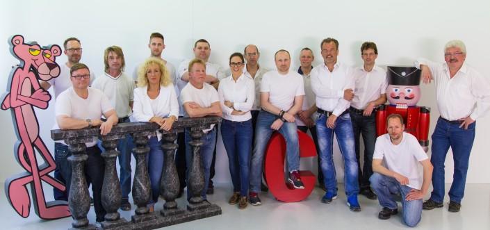 Team, Schneppenheim, Modellbau, Wissenschaft, Wirtschaft, Jubiläum, Modellbau, Styropor, Pulheim
