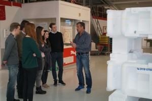 Studierende zu Besuch in der KV Schneppenheim GmbH