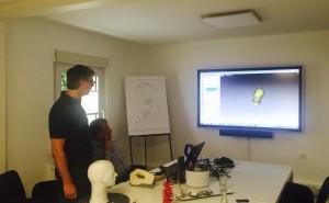 Schulung 3D Scanner, 3d Scannen, 3d Scan