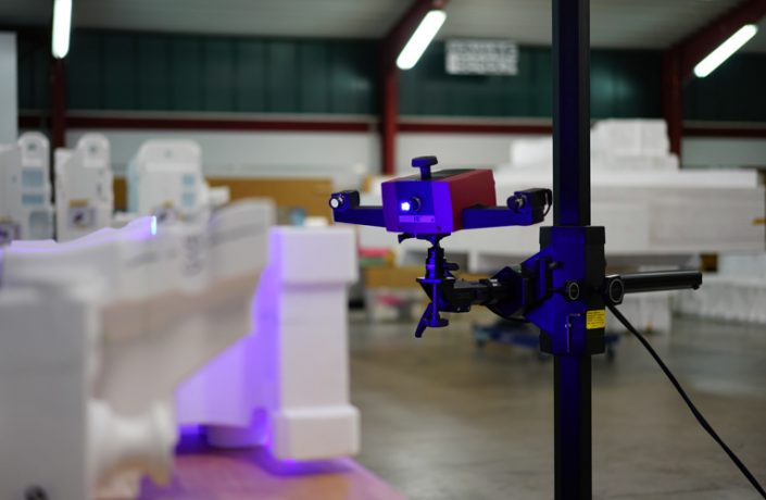 industrielle 3D-Messtechnik, ATOS Compact Scan, GOM, 3D, 3d-Koordinatenmesssystem ATOS, gom, Messsystem, atos,, Qualität