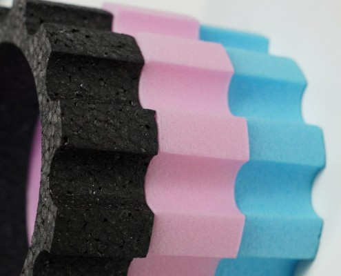 Muster XPS (Styrodur®), EPP