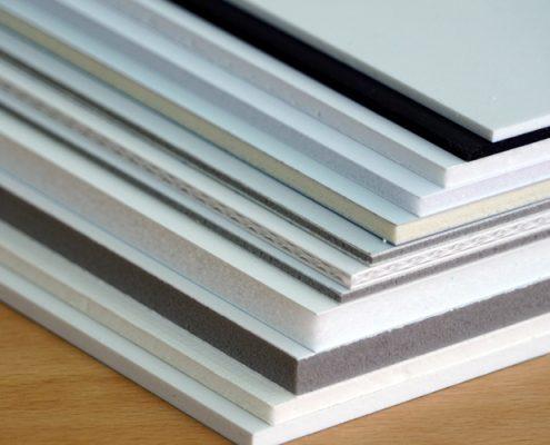 EPP, XPS, EPS, Styropor, Styrodur, Neopolen, PU, Form, Zuschnitt, Fräsen, Material