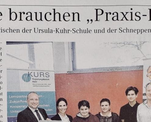 Wochenspiegel Köln, Marketing, Schule, Lernen, Modellbau, Gießmodellbau, Stadt Köln, Schneppenheim, Ursula-Kuhr-Schule, Wissen, Ausbildung, Unternehmen